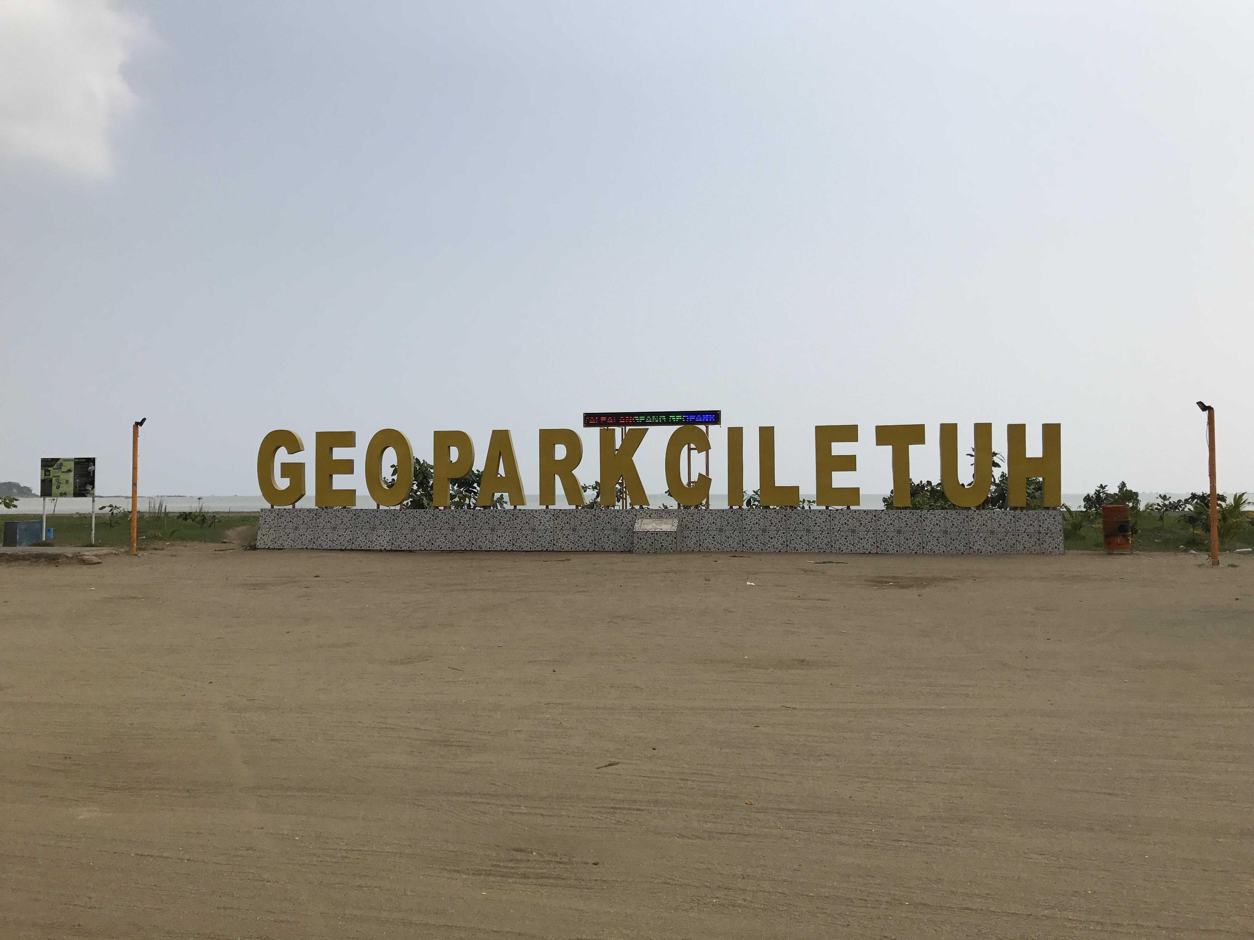 Ayo investasi di Geopark Ciletuh
