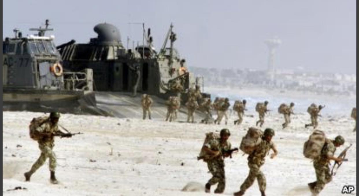 Mesir – Arab Saudi Akhiri Latihan Militer