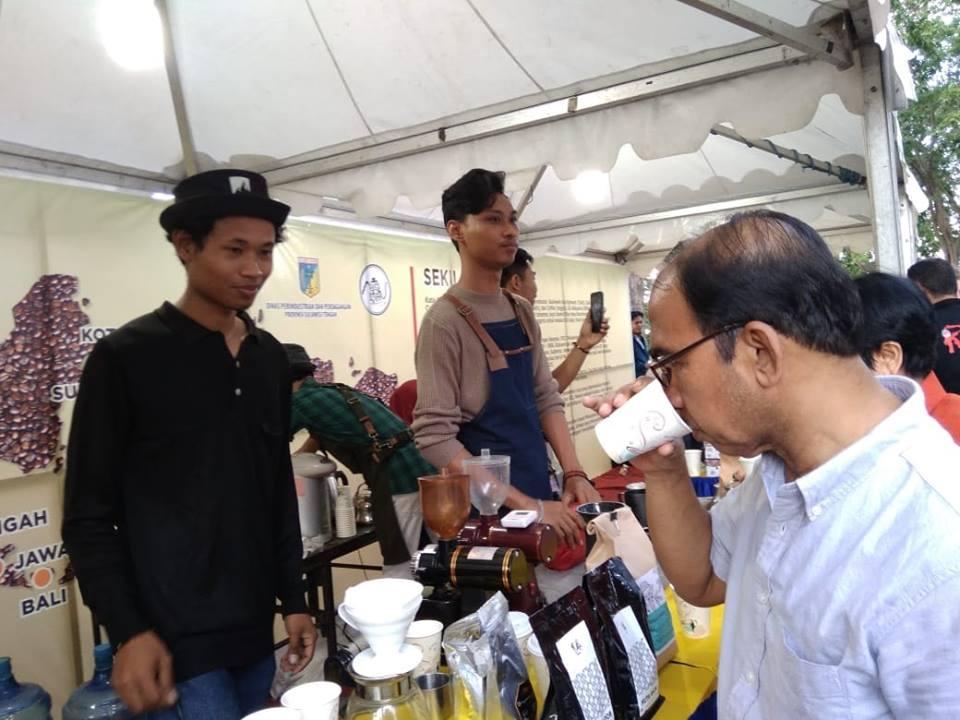 Event Coffee de Central Celebes (CdCC) Sulawesi Tengah, Perbincangan Antara Kopi dan Tradisi