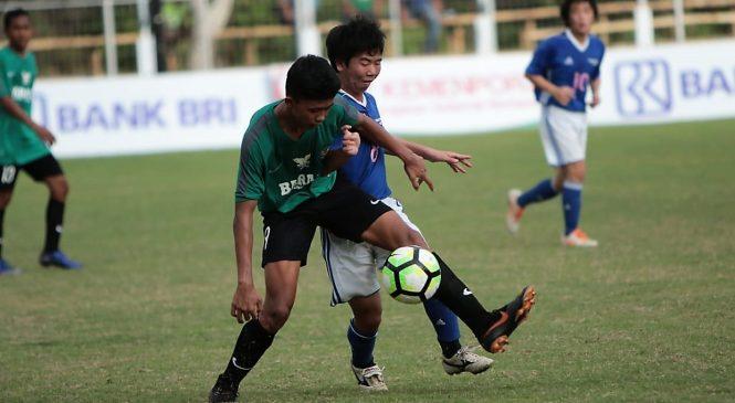 Ikuti Jejak Timnas Pelajar U-15 Indonesia, Bara FC juga Lolos di Semifinal Bali IFC 2018