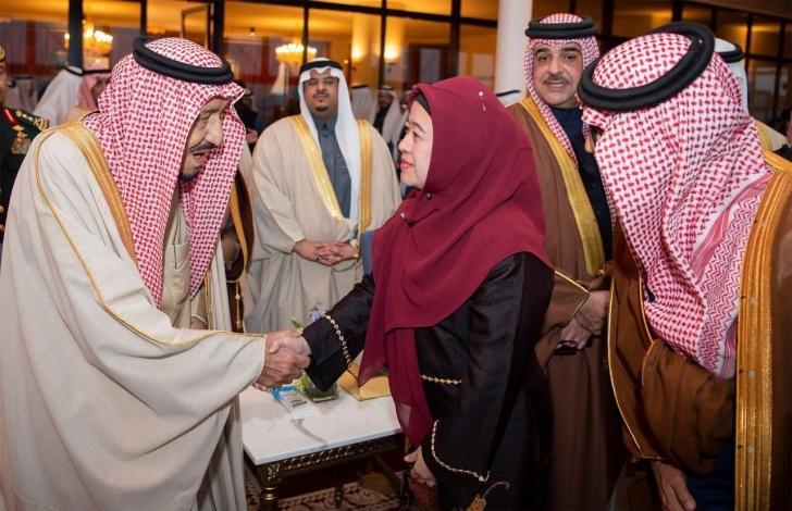 Festival budaya di Riyadh, Menko PMK Promosikan Potensi Wisata Indonesia