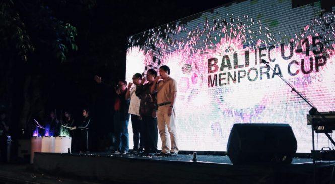 Bali International Football Championship (IFC) 2018 Resmi Digelar