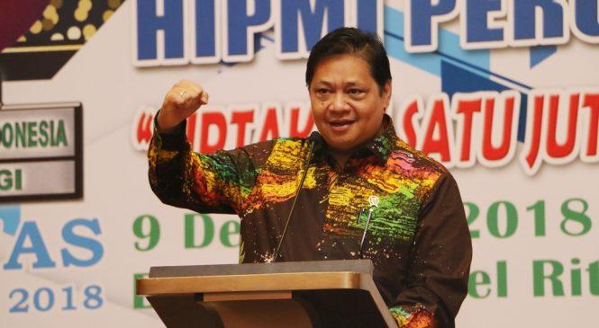 Kementerian Perindustrian Gencar Tumbuhkan Industri Baru