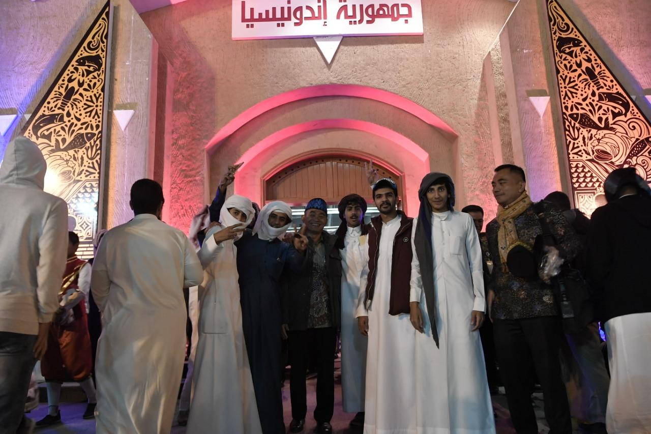 Indonesia Jadi Tamu kehormatan di Festival Janadriyah ke-33 Riyadh, Arab Saudi