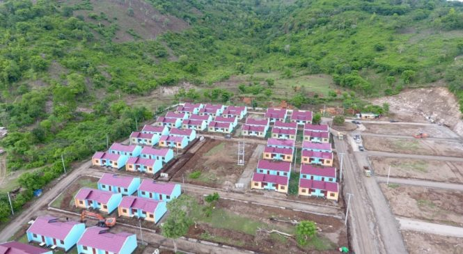 218 Unit Rumah Khusus (Rusus) Dibangun Untuk Korban Banjir Bima