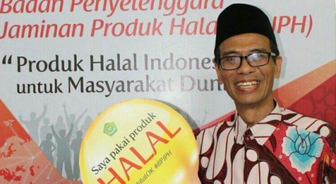 BPJPH Terangkan Sistem Informasi halal Masih Dipegang MUI