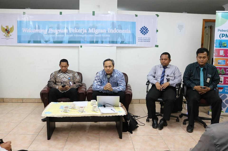 """KJRI Bangun Sistem """"Welcoming Program"""" Untuk Pekerja Migran Indonesia di Arab Saudi"""