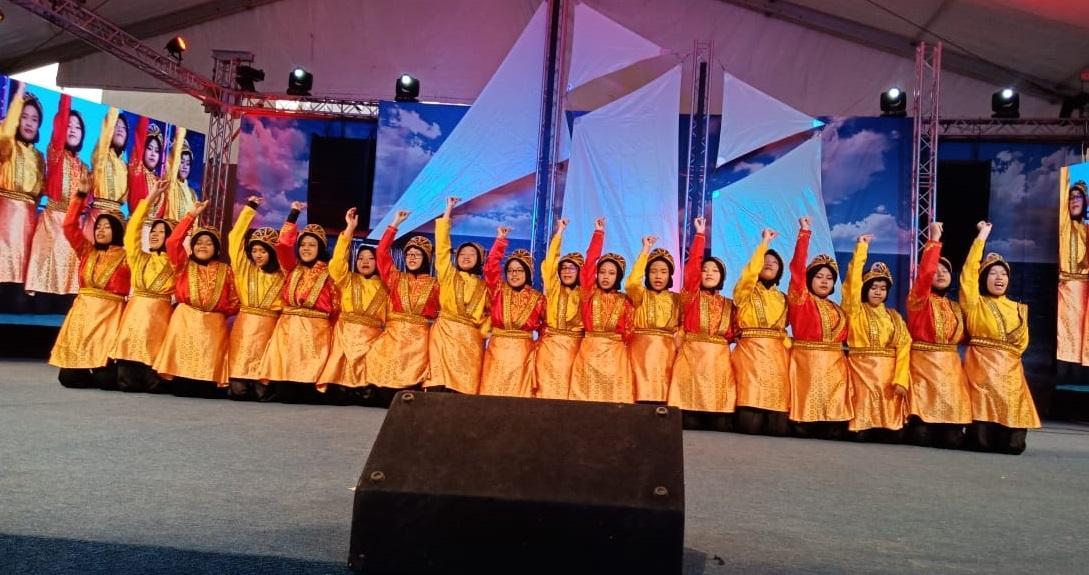 Tari Ratoh Dipamerkan di Festival Janadriyah Arab Saudi