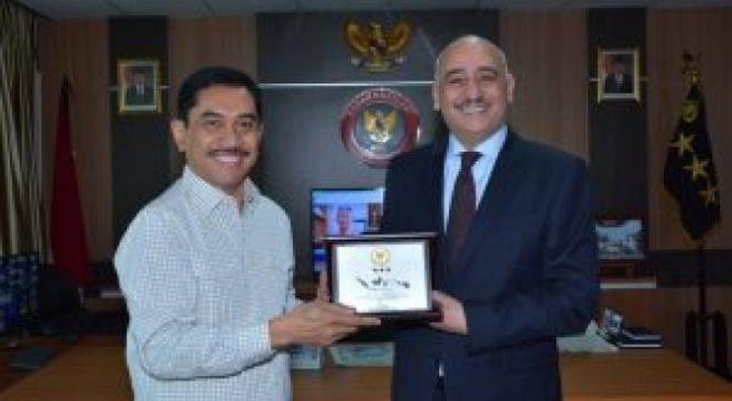 Indonesia dan Mesir Jalin Kerjasama Perangi Terorisme