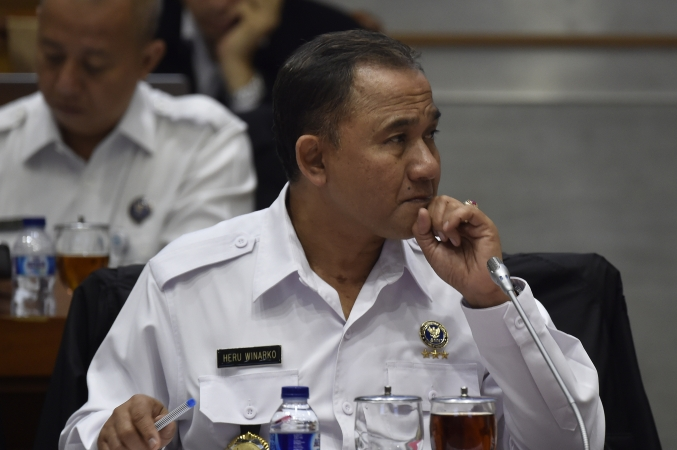 Perangi Narkoba, Indonesia dan Kolumbia Terus Atur Strategi