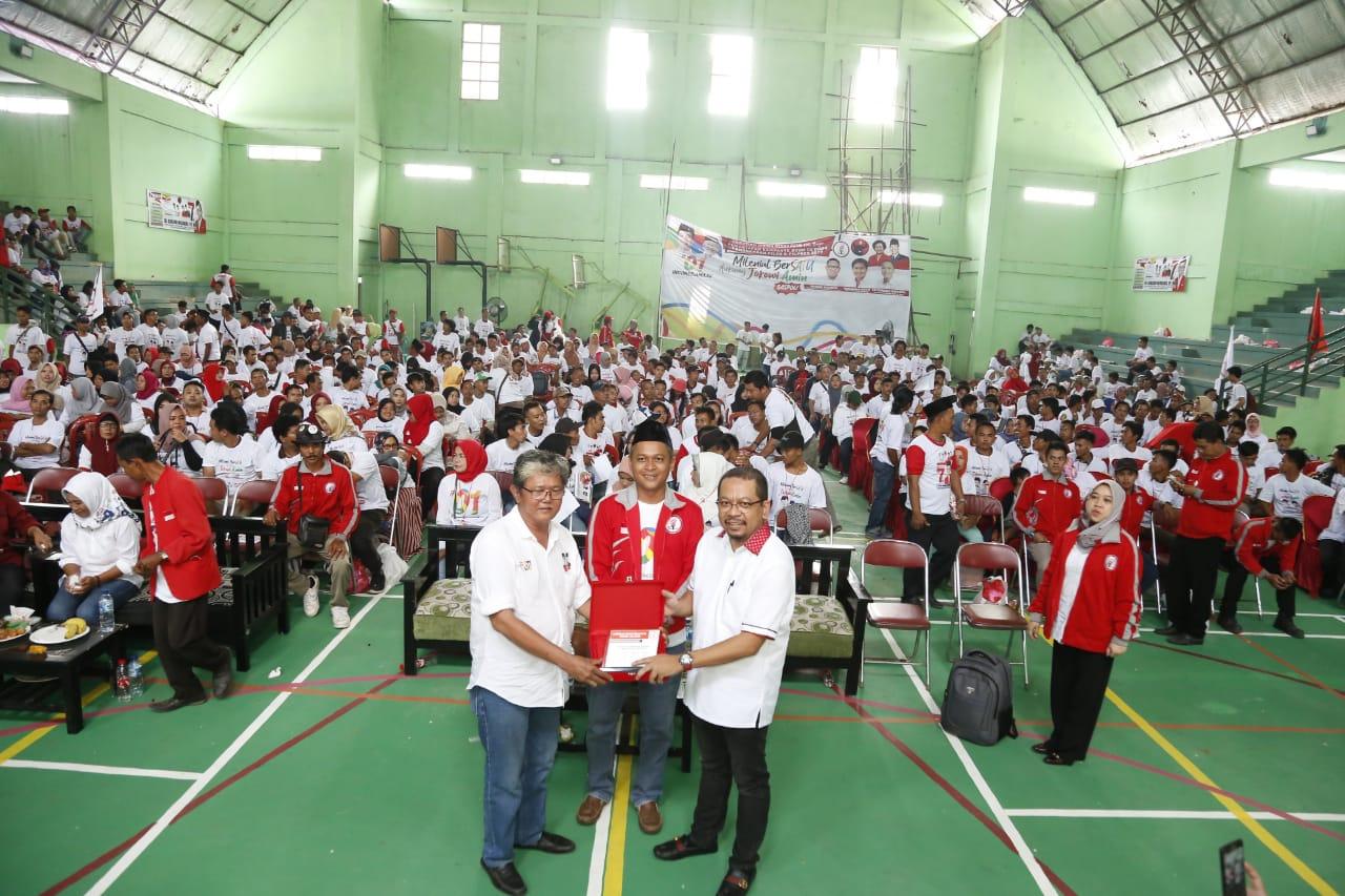 DPC PDI Perjuangan Apresiasi Kaderisasi TMP Kabupaten Bogor