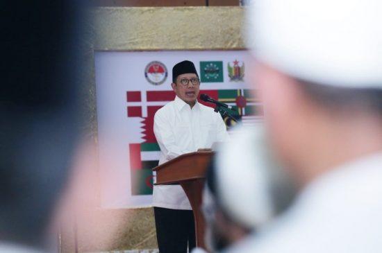 Menag Ajak Ulama Sufi Terlibat Aktif Dalam Dakwah Digital
