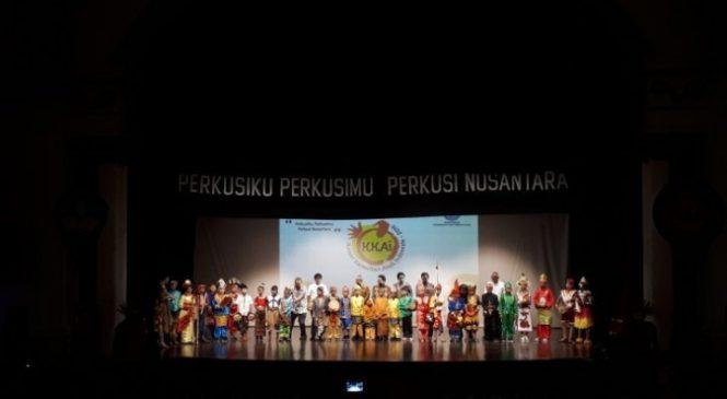 28 Provinsi MEriahkan Konser Karawitan Anak Indonesia