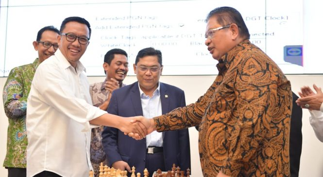 Taspen Anniversary Cup Chess Team Fide Rated I/XIV, Turnamen Catur Internasional