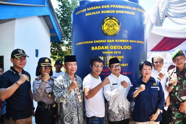 Demi Pasok Air Bersih Untuk 75 Ribu Warga Bogor, 25 Unit Sumur Bor Dibangun