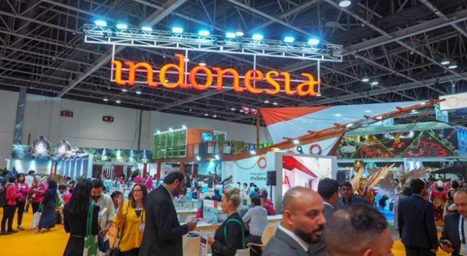 Raja Ampat, Danau Toba, Bali, dan Gunung Bromo Berlaga di Arabian Travel Market 2019