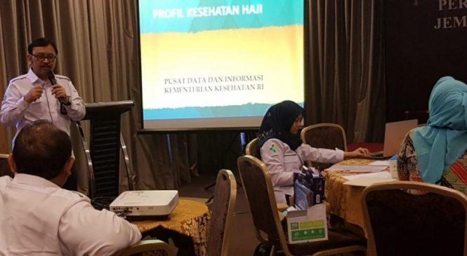 Kuota Haji Bertambah, Kemenkes Siap Kendalikan Faktor Kesehatan Jemaah Haji