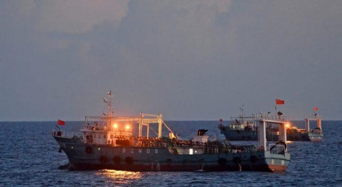 Menteri Susi: Kapal Ilegal Asing yang Tertangkap, Tenggelamkan!