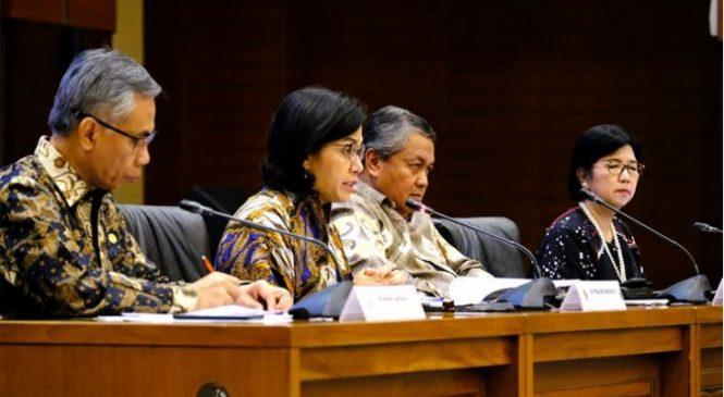 Menkeu Umumkan Ekonomi Indonesia Pasca Pengumuman Pemilu Tetap Stabil