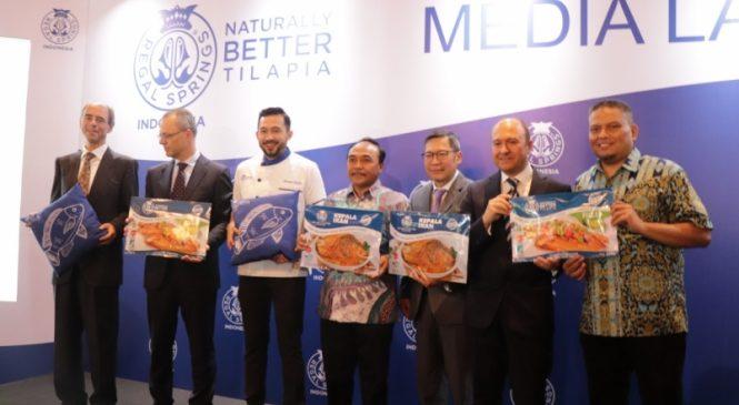 Regal Springs Indonesia Sukses Jadi Produsen Tilapia Terbesar Dunia