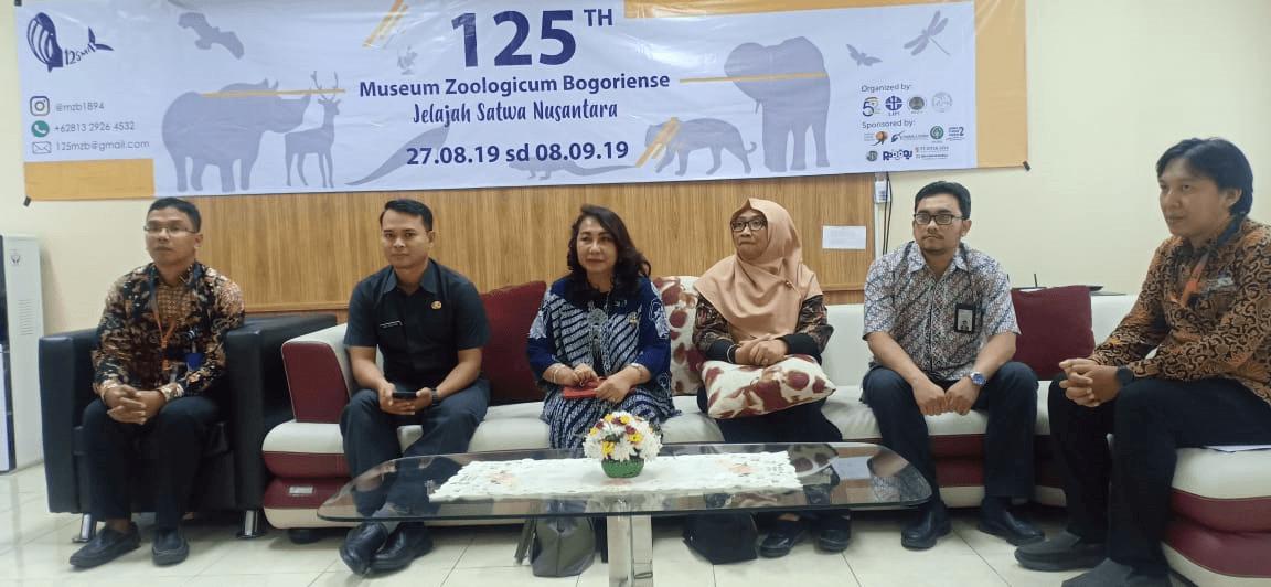 LIPI Gelar Wicara Hingga Pameran Temporer, di Acara Ulang Tahun MZB ke-125