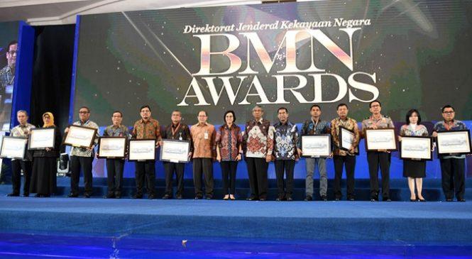 BMN Awards Apresiasi Kinerja K/L