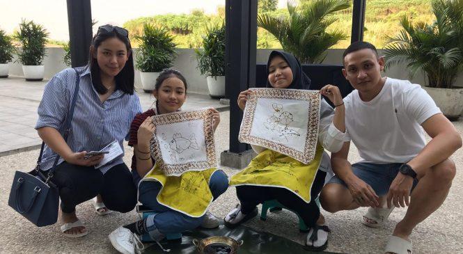 The Alana Hotel Sentul Bersama Batik Bogor Tradisiku Ajak Tamu Membatik