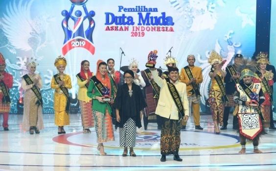 Penyelenggaran Duta Muda ASEAN INDONESIA