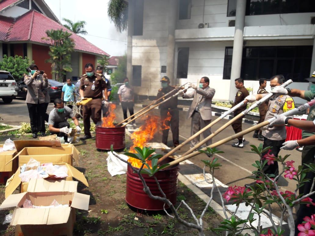 Kasus Narkoba Di Kabupaten Bogor