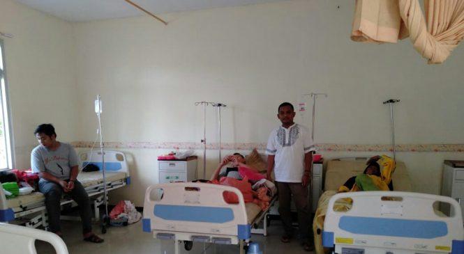 Tujuh Orang Warga Parungpanjang Diduga Keracunan Makanan Jamur Liar Yang Dipetiknya Dekat Kandang Bebek