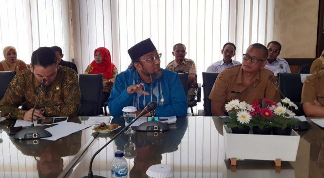 Fahmy dan Anggota Dewan Lintas Partai Ajak Stake Holder Atasi Masalah Serius Pendidikan di Kabupaten Bogor
