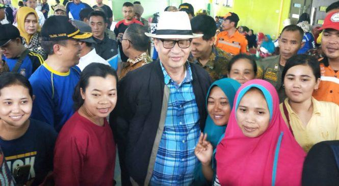 Gubernur Banten Pimpin Langsung Tangani Banjir dan Longsor
