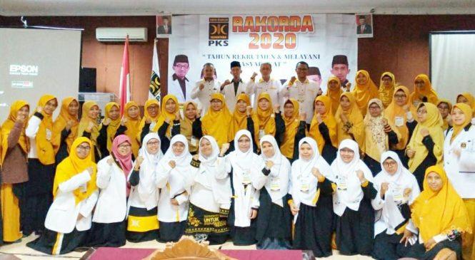 PKS Target Rekrut 70 Ribu Anggota Baru di Kabupaten Bogor