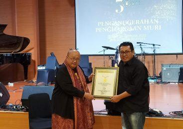 SMSI Raih Penghargaan MURI