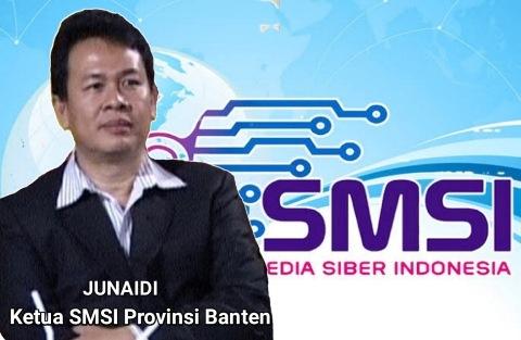SMSI Banten Juga Tolak Pasal Yang Mengekang Kebebasan Pers, Dukung Dewan Pers Tunda RUU Cilaka