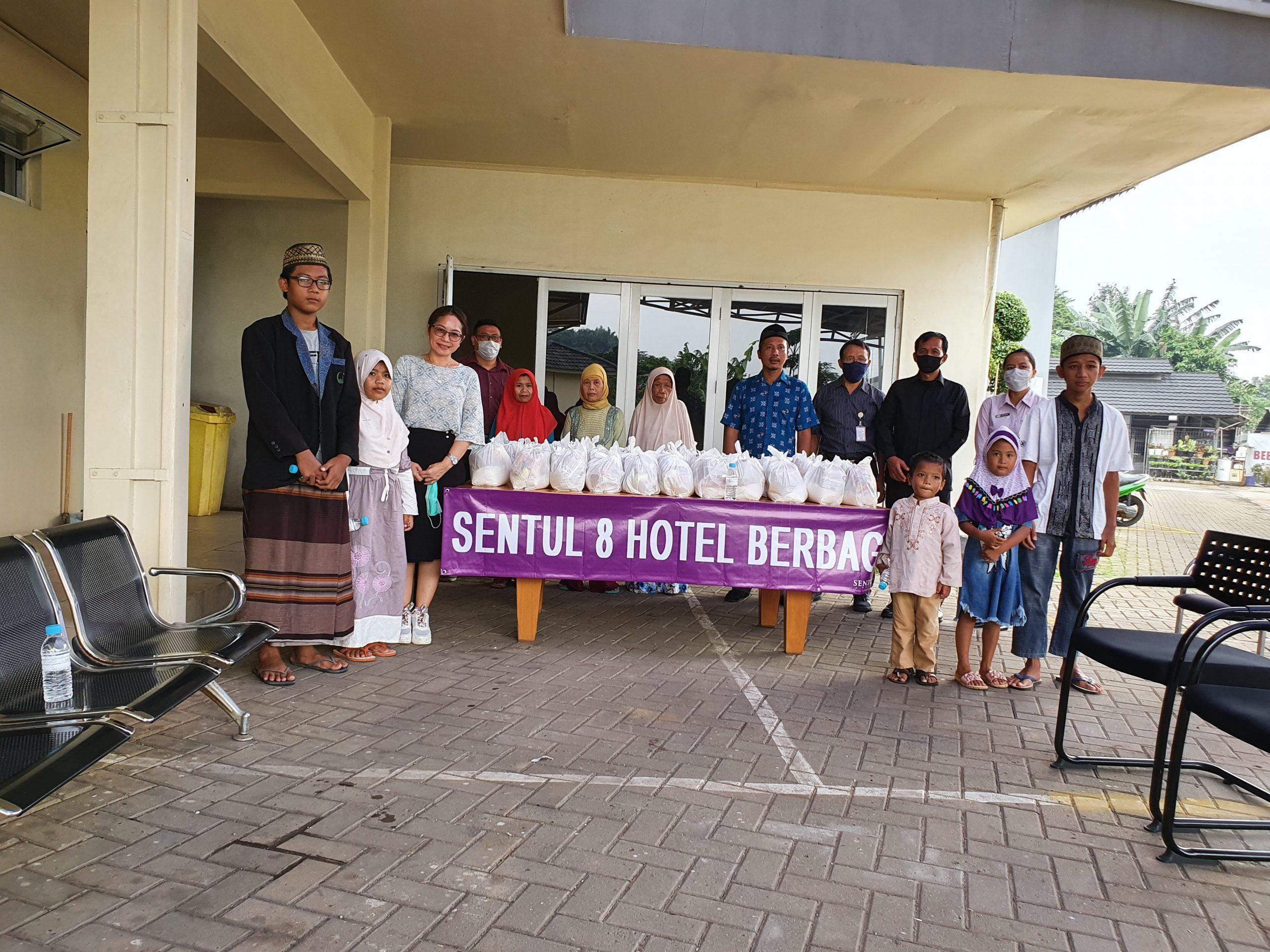 Solidaritas Sentul 8 Hotel di Tengah Pandemik Covid19