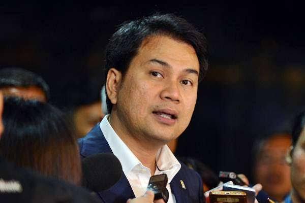 Aziz Syamsuddin Respon Delapan Tuntutan KAMI