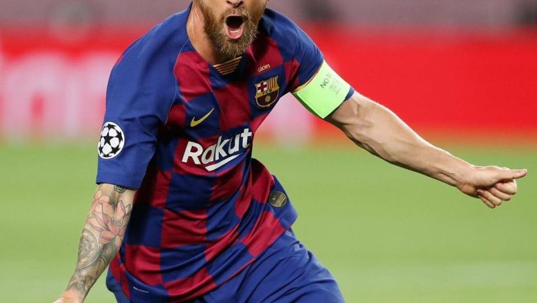 Messi Menjilat Ludahnya Sendiri