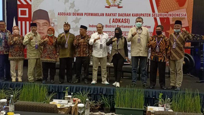 Rudy Susmanto Terpilih Secara Aklamasi Jabat Ketua ADKASI Jabar
