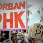 Saat Covid PHK Meledak 11.000  Disnakertrans Kabupaten Bogor, Hanya Mampu Berkirim Surat