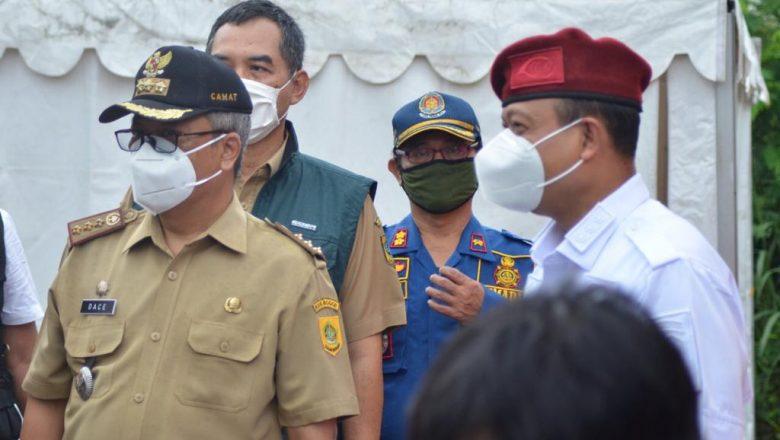BIN Kerahkan 2 Mobil Laboratorium Biosafety Level 2 Untuk Test Massal di Bogor