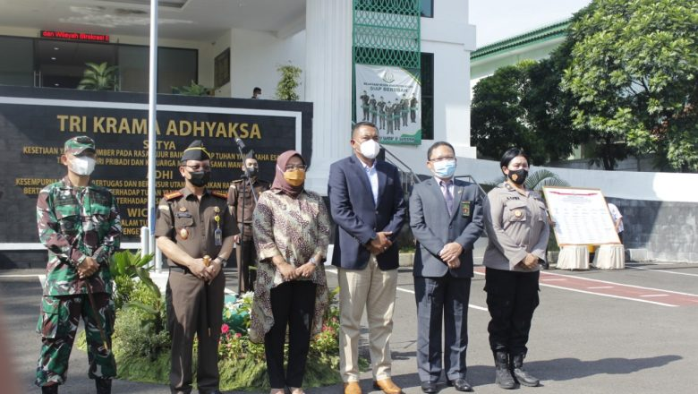 Ketua DPRD : Pencanangan Zona Bebas Korupsi Momentum Membangun Kultur Birokrasi Yang Bersih