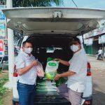 Bantu Kader di Masa Pandemi, Ketua Fraksi PDIP Kirim Bantuan Beras