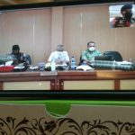 Personal  Polda Banten dan Ketua PHRI Ikuti Sosialisasi CHSE