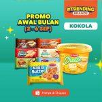 September Ceria di Tengah Pandemi, Bertabur Promo Bersama Biskuit Kokola