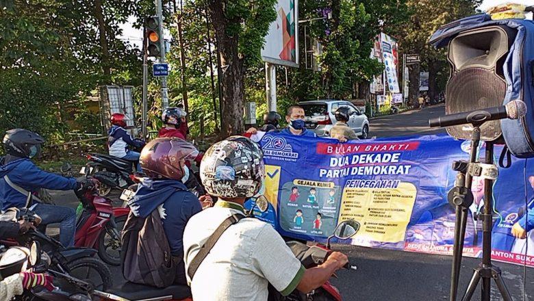 Dua  Dekade, DPC Partai Demokrat  Kabupaten Bogor Lebih Dekat Dengan Rakyat