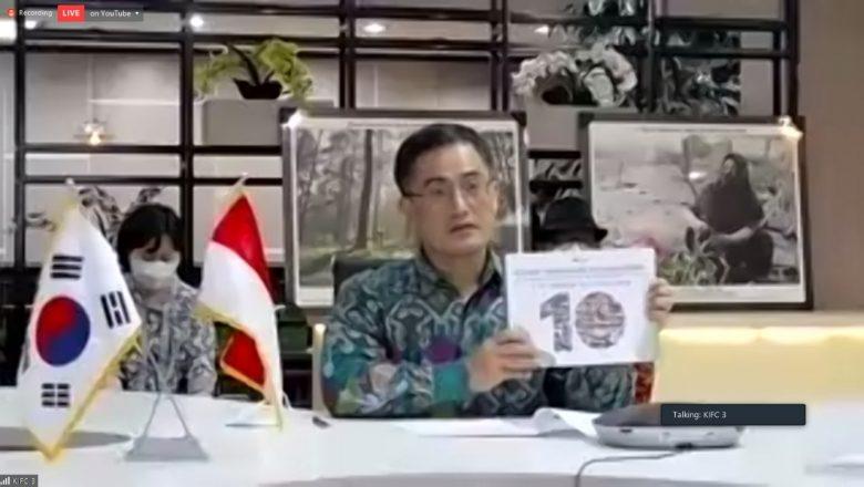 Momen 10 Tahun KIFC, Perkuat Kerja Sama Indonesia – Republik Korea