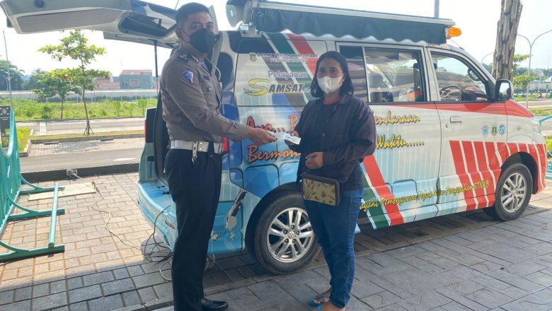 Jadwal Samsat Keliling Hari Ini, Berikut Lokasi Samsat Keliling Polda Banten