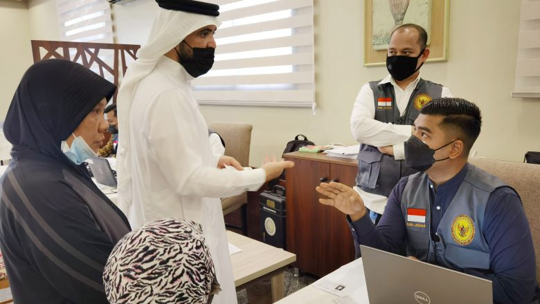 Gelar Yantas di Kota Tabuk, KJRI Jeddah Layani 57 WNI