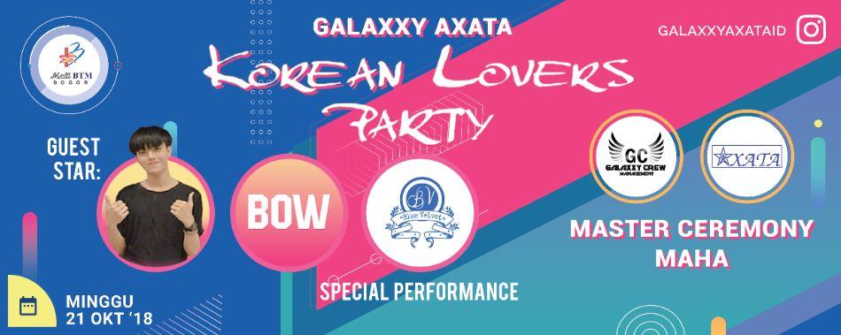 Korean Lover Party, ajang unjuk ekspresi dan kreasi pecinta K-pop di Bogor